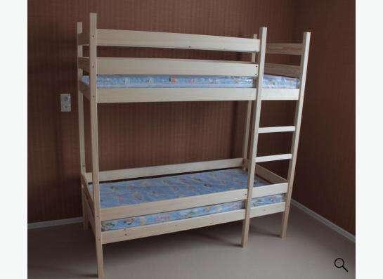 Кровать детская двухъярусная в Новосибирске Фото 2