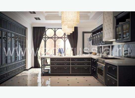Кухни по индивидуальным размерам от эконом до люкс в Краснодаре Фото 2