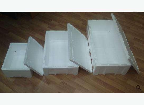 Пищевые ящики из пенопласта
