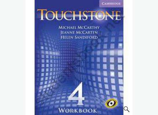 Учебник и рабочая тетрадь Touchstone 4