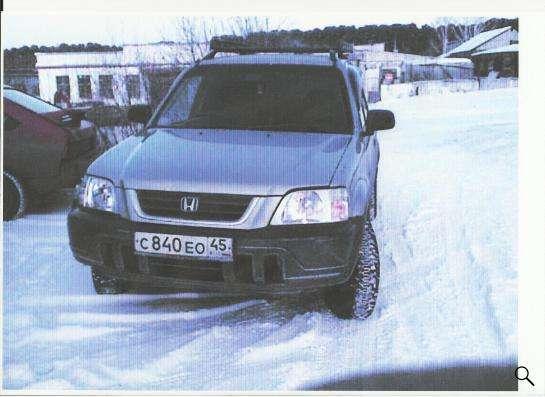 автомобиль xohda crv 1996 г
