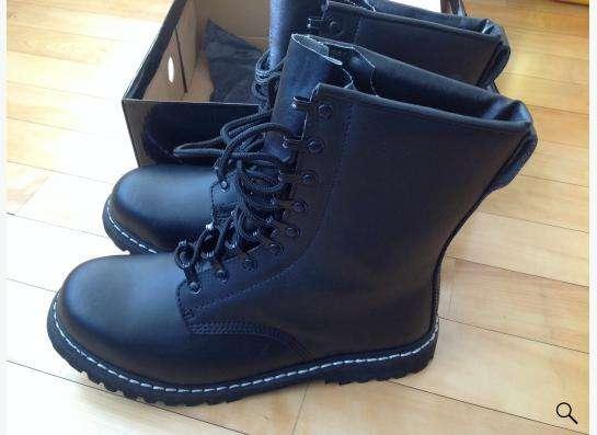 Кожаные мужские ботинки фирмы