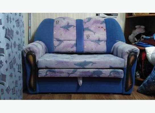 диван с детской тематикой