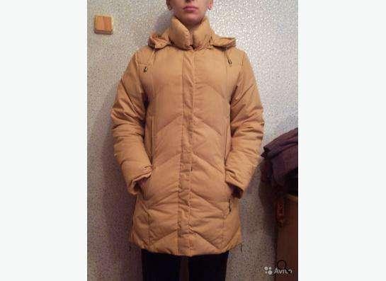 """Куртка горчичного цвета """"New"""""""