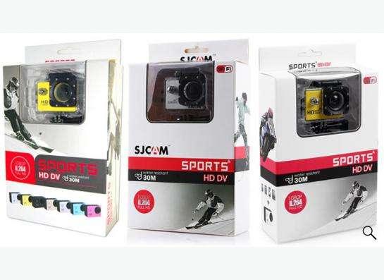 экшн камера sj4000