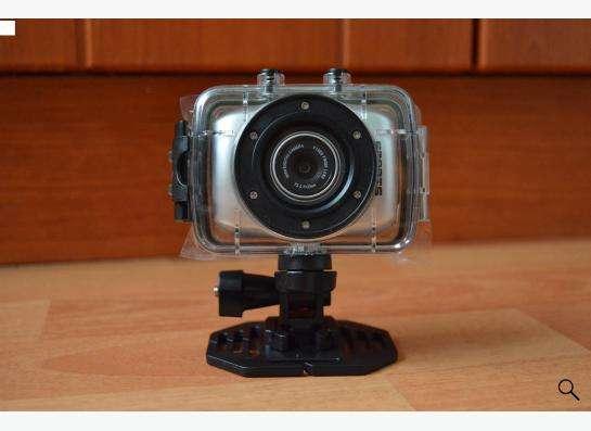 Экшн-камера - видеорегистратор. (Новый) 1280х720p.