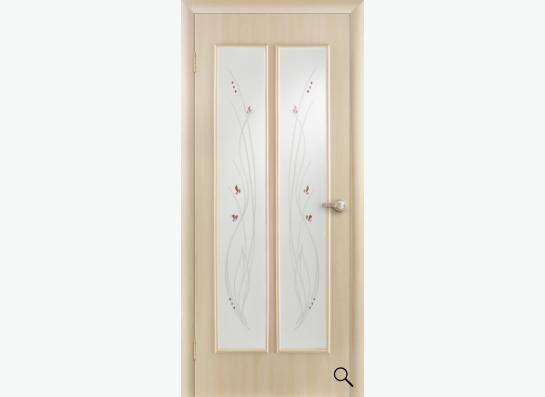 Двери межкомнатные ламинированные