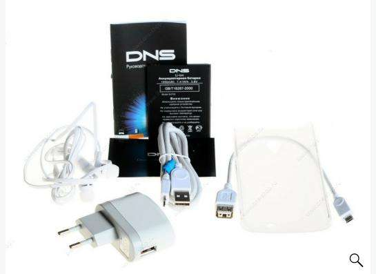 Смартфон DNS s 4705