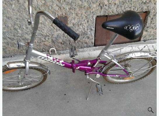 Велосипед детский Русь и подростковый Орион